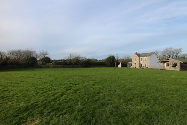 Thumbnail Detached house for sale in Killivose, Camborne