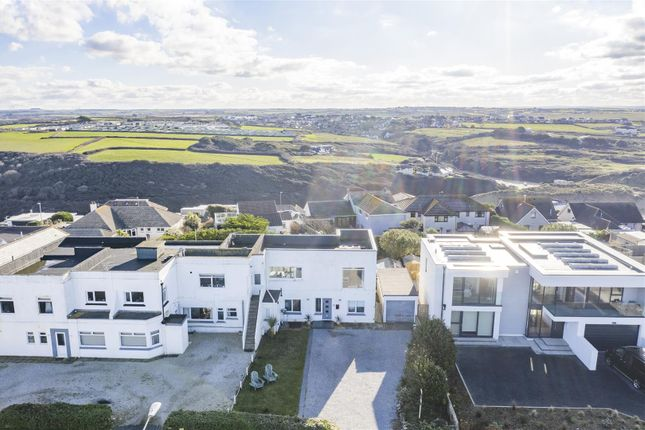 Semi-detached house for sale in Pentire Avenue, Newquay