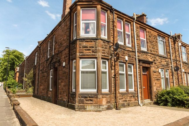 Thumbnail Flat for sale in Dick Road, Kilmarnock