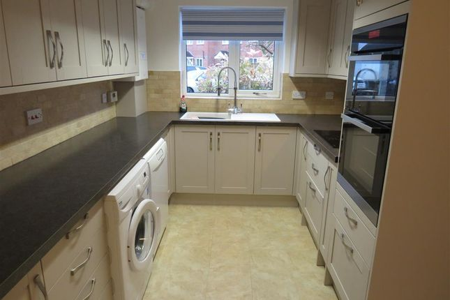 Kitchen of The Hollies, Holbeach, Spalding PE12
