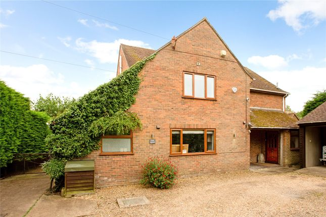 Thumbnail Detached house to rent in Easton, Winchester, Hampshire