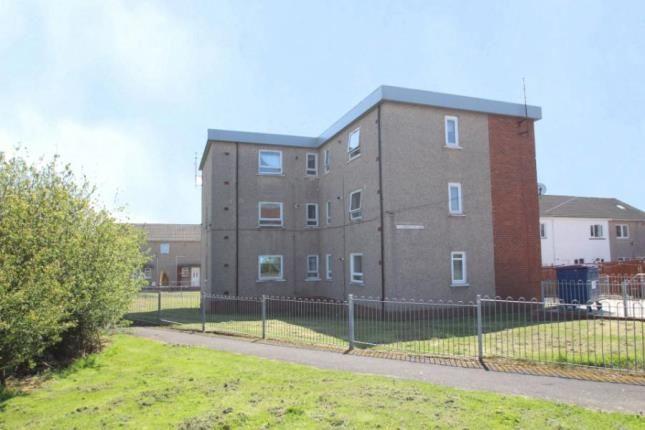 Exterior of Caprington Gardens, Kilmarnock, East Ayrshire KA1