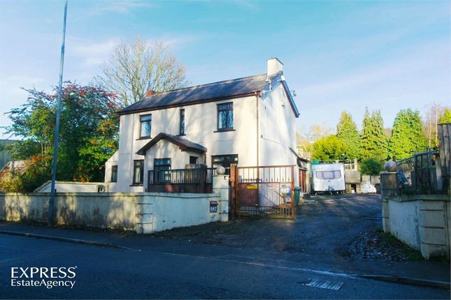 Thumbnail Detached house for sale in Sheffield Road, Chesterfield, Derbyshire