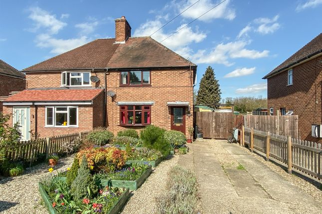 Thumbnail Semi-detached house for sale in Newton Road, Whittlesford, Cambridge