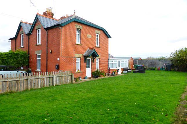 Thumbnail Semi-detached house to rent in St. Johns Road, Slimbridge, Gloucester