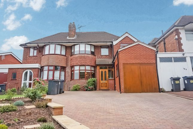 Thumbnail Semi-detached house for sale in Coles Lane, Sutton Coldfield