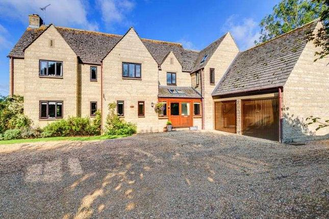 Thumbnail Detached house to rent in Giles Avenue, Cricklade, Swindon