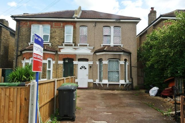 Thumbnail Semi-detached house for sale in Perry Hill, London