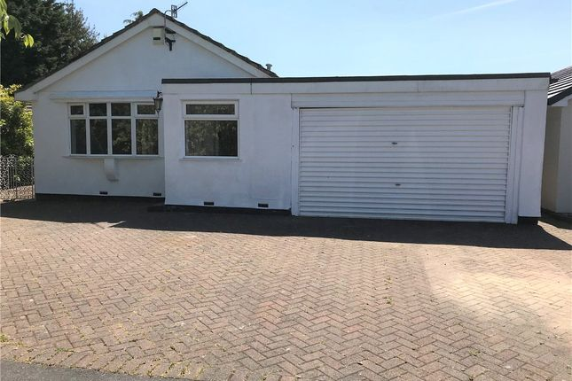 Thumbnail Bungalow to rent in Four Lanes, Mottram, Hyde, Greater Manchester
