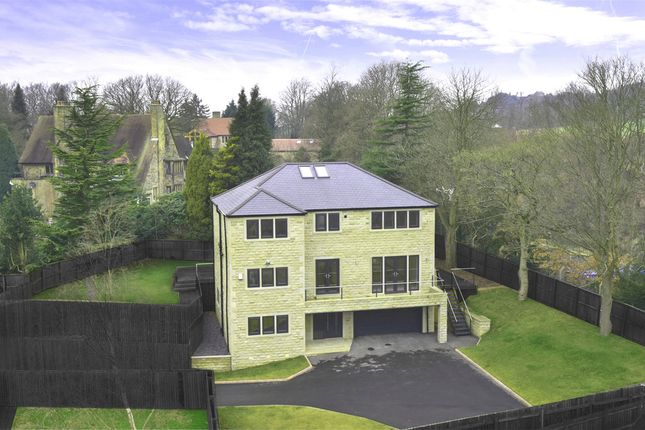 Thumbnail Detached house for sale in Northgate, Honley, Holmfirth, West Yorkshire