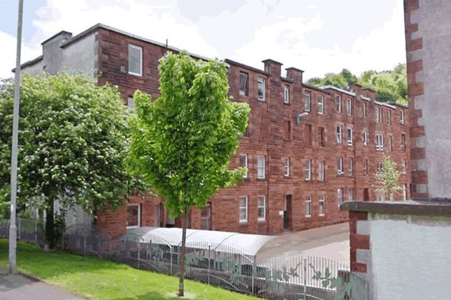 1 bed flat for sale in 6, Wallace Street Flat 3-3, Port Glasgow PA145Rb PA14