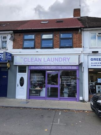 Thumbnail Retail premises for sale in 411 Greenford Road, Greenford