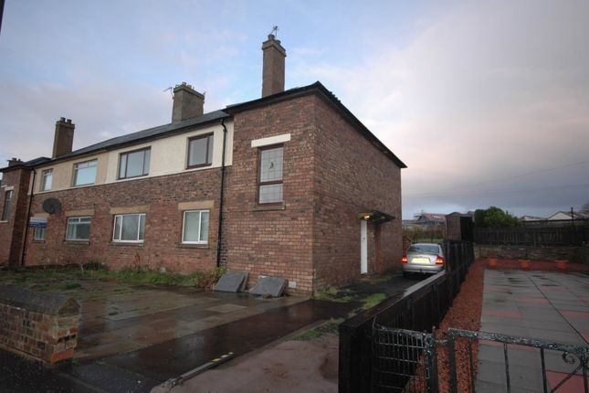 Thumbnail Flat to rent in New Hunterfield, Gorebridge