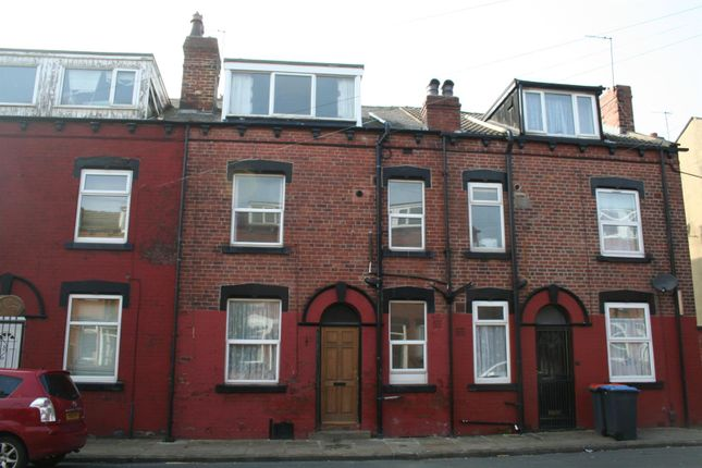 Thumbnail Terraced house to rent in Whingate Avenue, Armley, Leeds