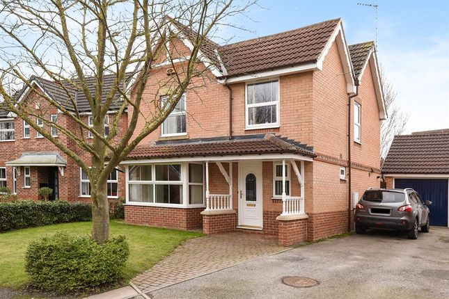 Thumbnail Detached house for sale in Hunters Row, Boroughbridge, York