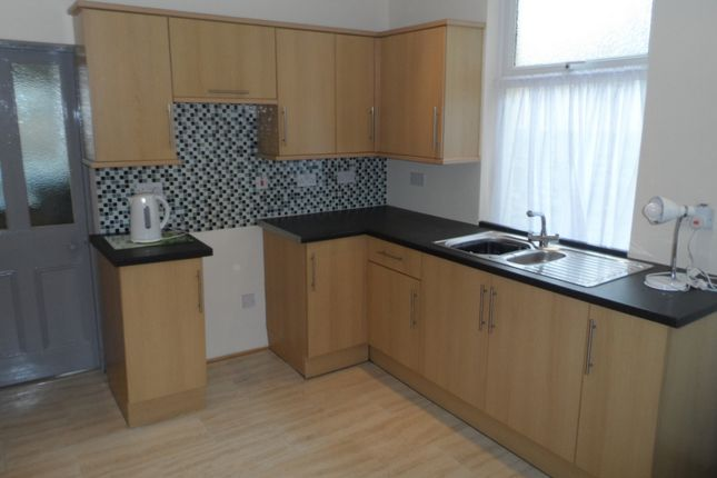 Thumbnail Terraced house to rent in Tudor Terrace, Aberdare