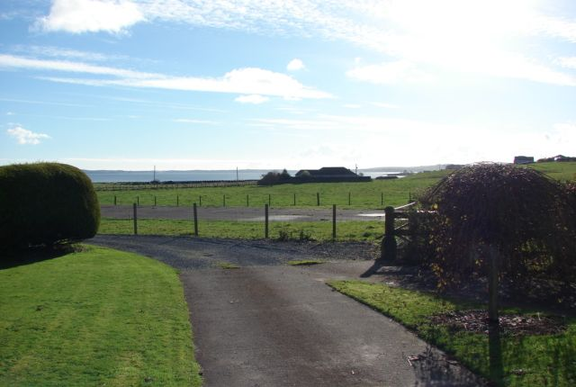 Thumbnail Detached house for sale in Building Plot, Kirkcolm