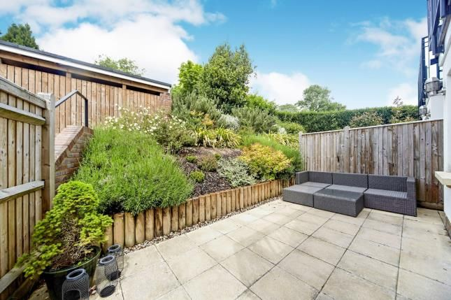 Private Patio of Woodcote Valley Road, Purley, Surrey CR8
