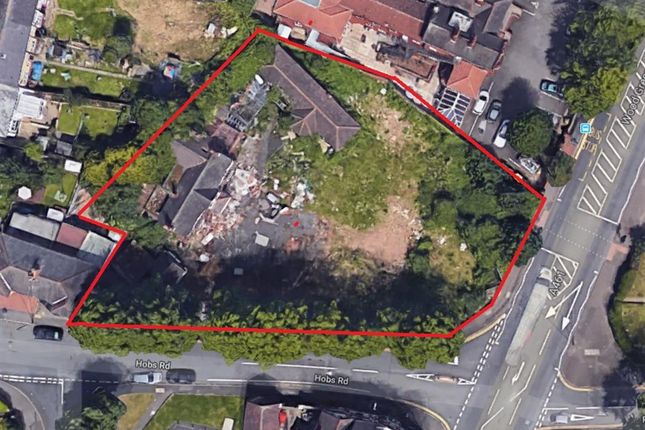 Thumbnail Land for sale in Wood Green Road, Wednesbury