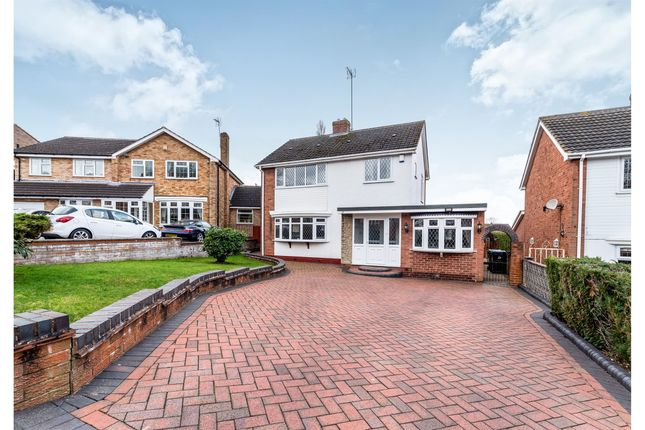 Thumbnail Detached House For Sale In Monksfield Avenue Great Barr Birmingham