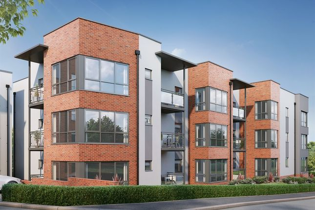 "Thumbnail Flat for sale in ""Apartment "" at Ferens Close, Durham"