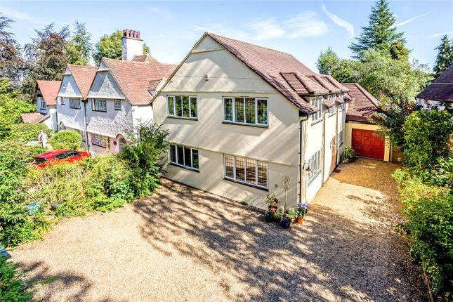 Thumbnail Detached house for sale in Bois Lane, Chesham Bois, Amersham, Buckinghamshire