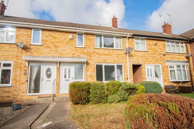 Thumbnail Terraced house to rent in Sinclair Crescent, Hull