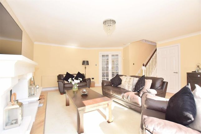 Thumbnail Detached house for sale in Durham Road, Wigmore, Gillingham, Kent