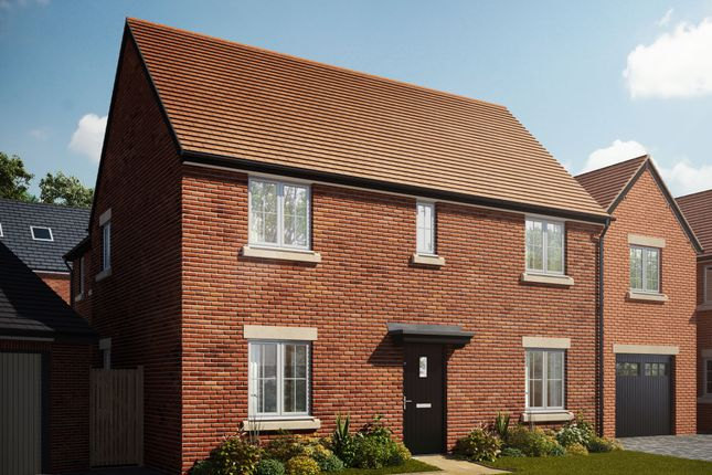 """Thumbnail Detached house for sale in """"The Casterton"""" at St. James Way, Biddenham, Bedford"""