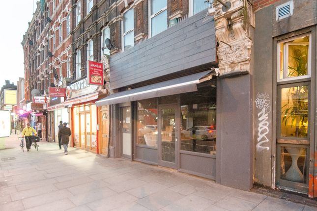 Thumbnail Land for sale in Stoke Newington Road, London