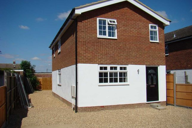 Thumbnail Detached house for sale in Melloway Road, Rushden
