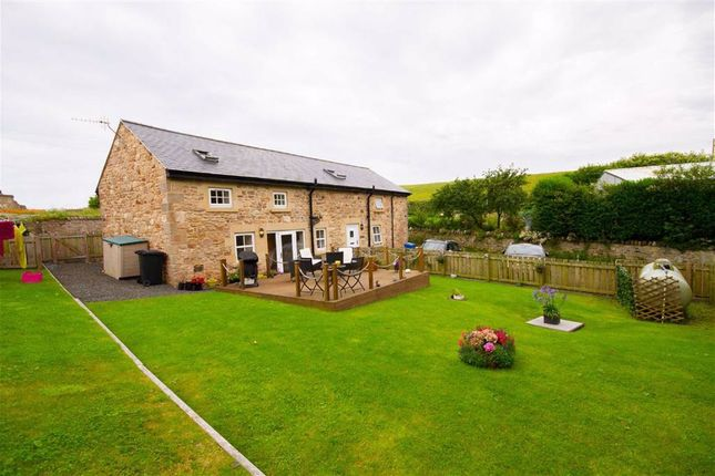 Thumbnail Detached house for sale in Castle Hills Farm, Berwick-Upon-Tweed, Northumberland