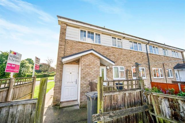 Thumbnail Flat for sale in East Dale Drive, Kirton Lindsey, Gainsborough