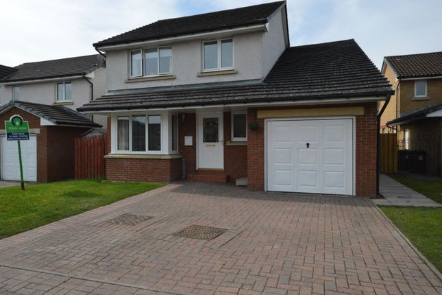 Thumbnail Detached house for sale in Goulden Place, Dunfermline