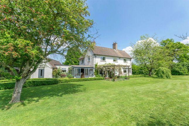 Thumbnail Detached house for sale in Creake Road, Sculthorpe, Fakenham