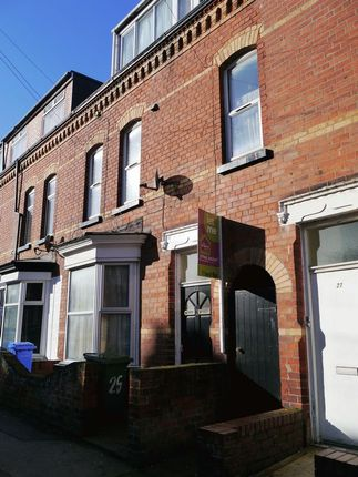Thumbnail Flat to rent in Let Me....1 Bed First Floor Flat, Flat 2, 25 Clarence Road, Bridlington.
