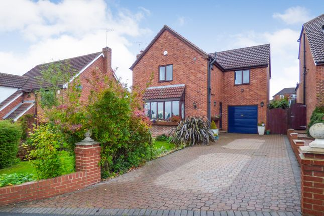 Thumbnail Detached house for sale in Pinfold Rise, Aberford