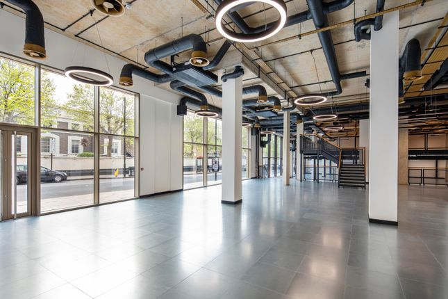 Thumbnail Office to let in Building 1, Cally Yard, Caledonian Road, London