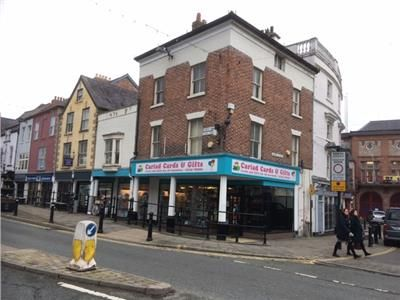 Thumbnail Commercial property for sale in High Street, Denbigh, Denbighshire