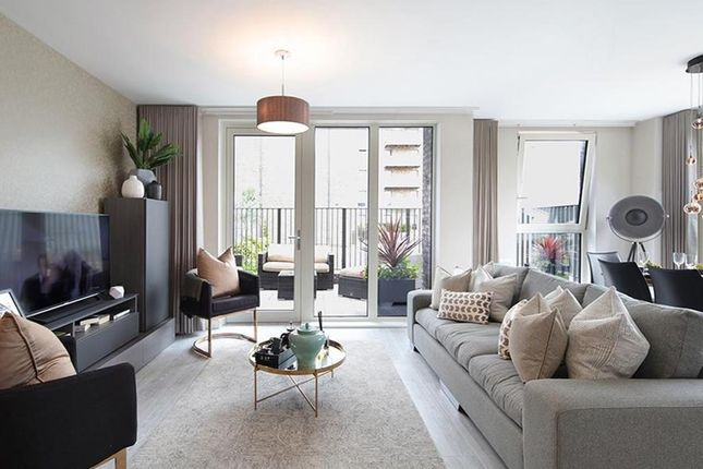 """Thumbnail Flat for sale in """"Chamberlain Court"""" at Station Parade, Green Street, London"""