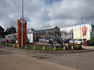 Thumbnail Light industrial for sale in Former Car Showroom, Blackfriars Road, Newcastle