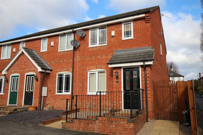 2 bed town house for sale in Redbridge Close, Ilkeston