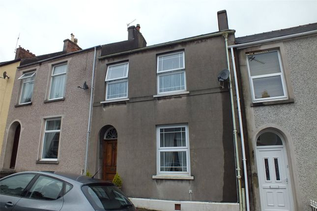 Thumbnail Terraced house for sale in Gwyther Street, Pembroke Dock, Pembrokeshire