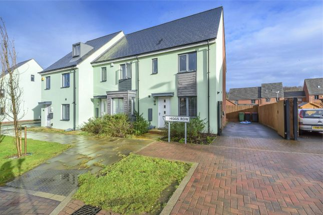 Thumbnail End terrace house for sale in Higgs Row, Lawley, Telford, Shropshire