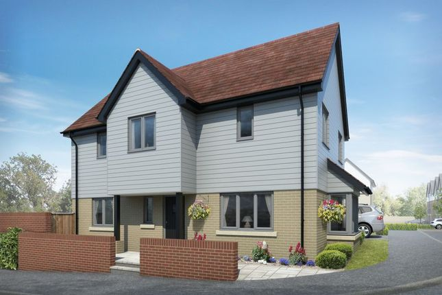 Thumbnail Detached house for sale in Plot 2, Nautilus, Southampton Road, Portsmouth