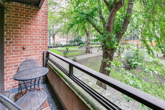 Balcony of Marsham Street, Westminster, London SW1P