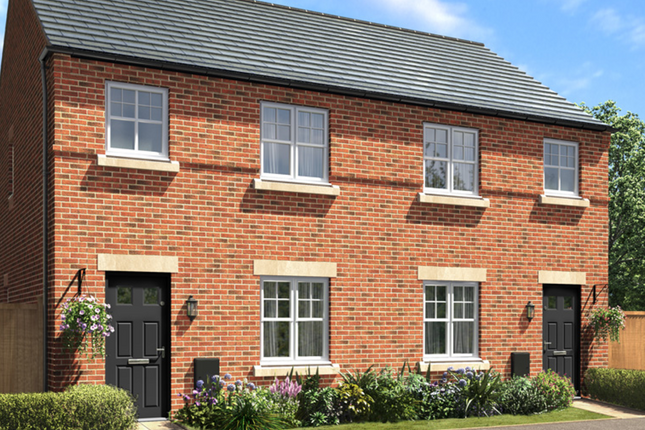 Thumbnail Semi-detached house for sale in Hinckley Road, Stoke Golding, West Midlands