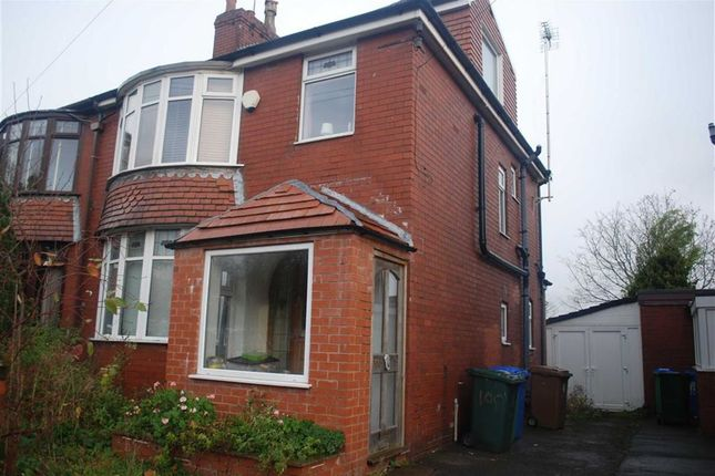 Thumbnail Flat to rent in Springfield Road, Middleton, Manchester