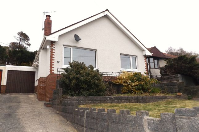 Thumbnail Detached bungalow for sale in Llethri Road, Llanelli