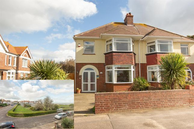 Thumbnail Semi-detached house for sale in Westcliff Gardens, Margate